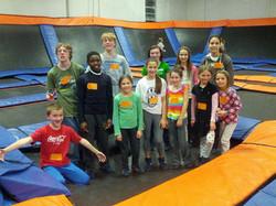 Youth Group at JumpTrax