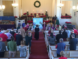Children's Christmas Pageant 2015