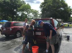 Mission Fundraiser Car Wash
