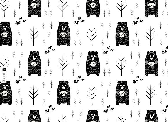 דובים ויער