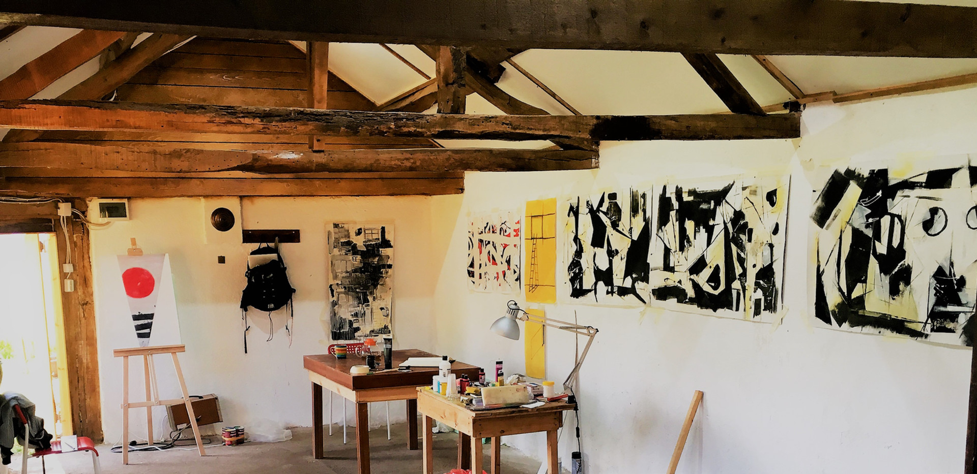 IMAGO - The Inside of the Big Studio Dur