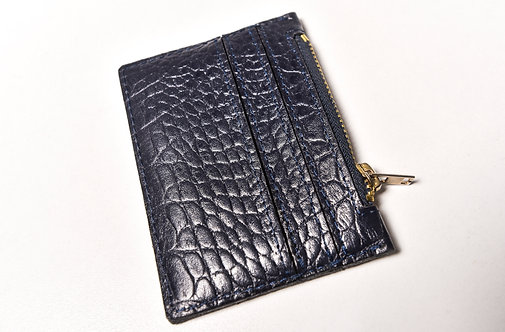 Leather Hand made card holder