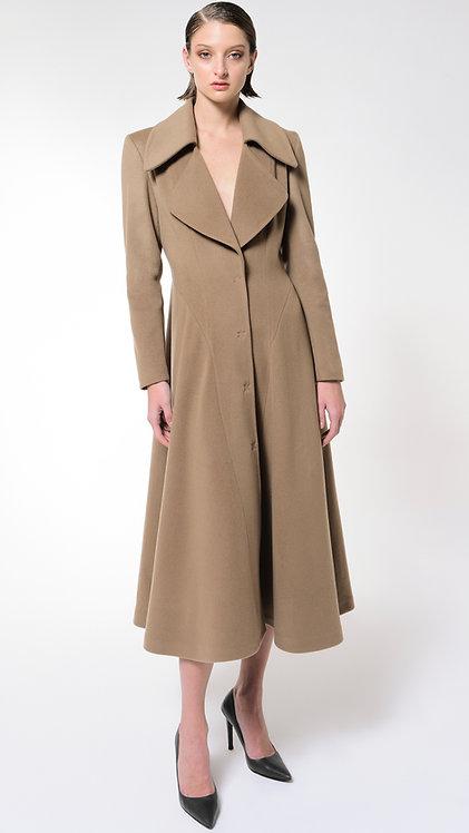 Muses : Wool long Coat