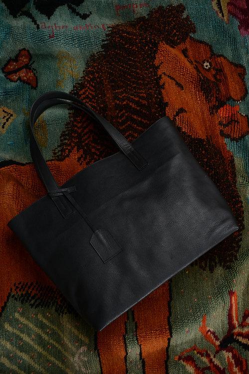 Selene Leather Tote