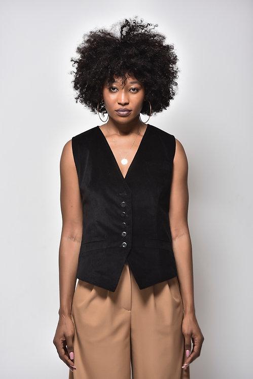 Velvet Waistcoat