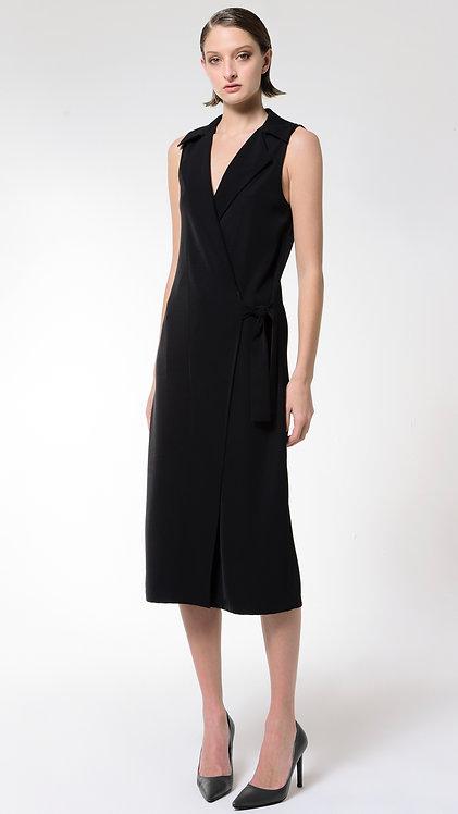 Metis: Simple Wrap Dress