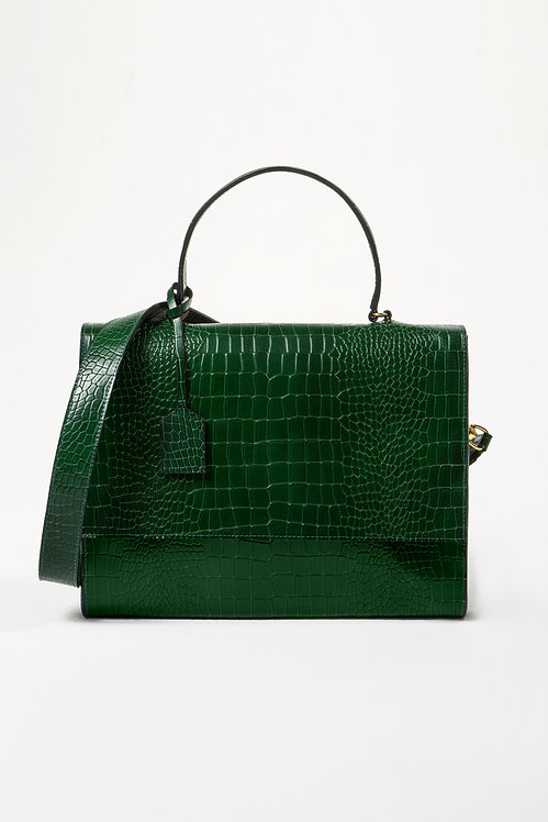 Styx Leather Bag