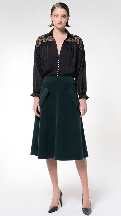 Hygea: Wool Skirt