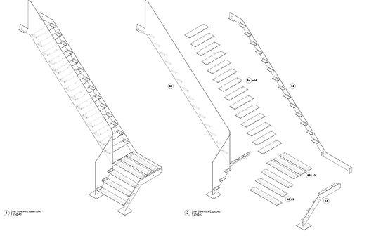 Manor Avenue Staircase Steelwork Axo.jpg