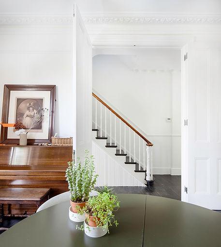 Whitaker Studio__Ground Floor staircase.