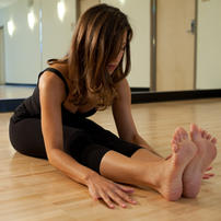Reformed-Method-Forward-Bend-Private-Pilates-Classes