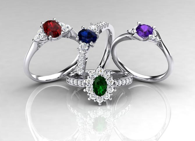 Diamond Set Coloured Stone Rings_2.jpg