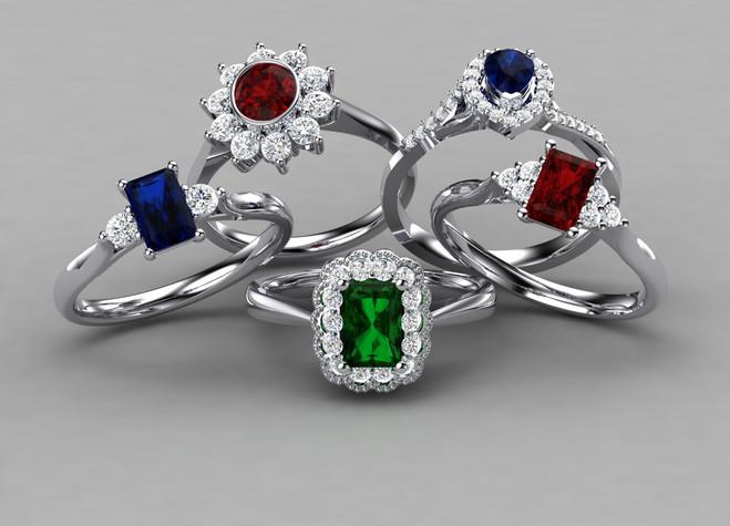 Diamond Set Coloured Stone Rings_3.jpg