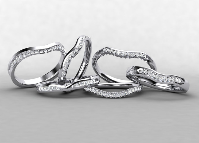 Diamon Set Shaped Wedding Rings.jpg