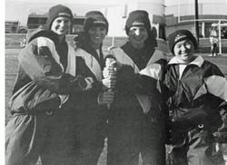 1995 Girl's Relay Team