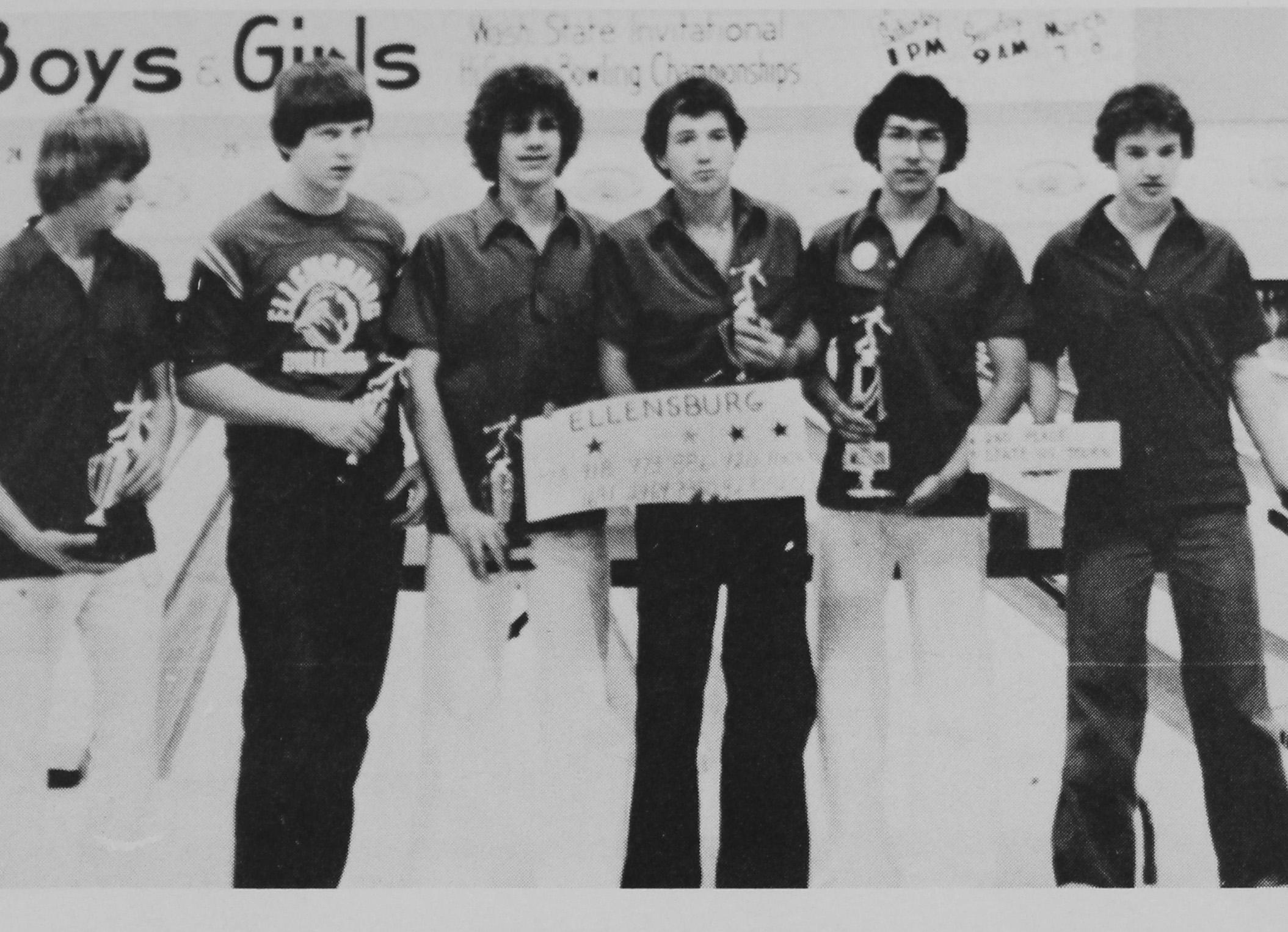 1981 bowling champs