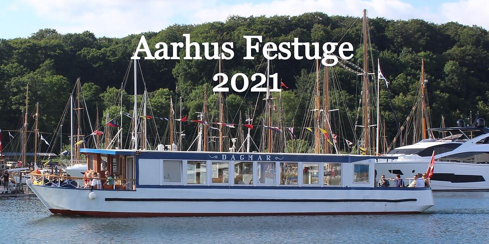 Kl. 17.30 Havnerundfart i Aarhus Festuge 2021
