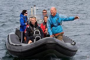 RIB sejlads med Aarhus Sail Event