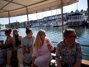 Firma event havnerundfart Aarhus Sail Event