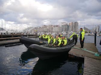 RIB sejlads Aarhus Sail Event