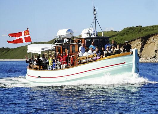 Kl. 11.00 Sejlads Samsø-Tunø t/r