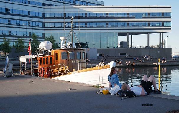 Havnerundfart i Aarhus (1)