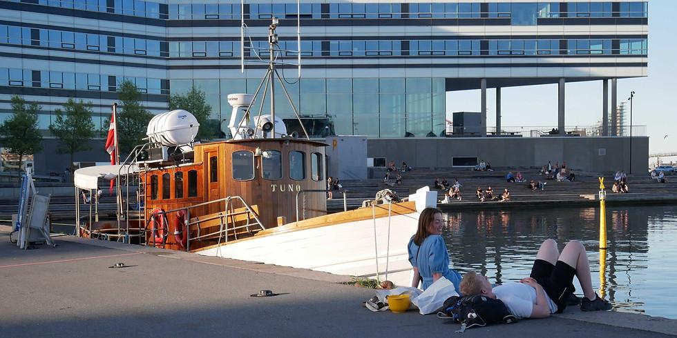 Havnerundfart i Aarhus