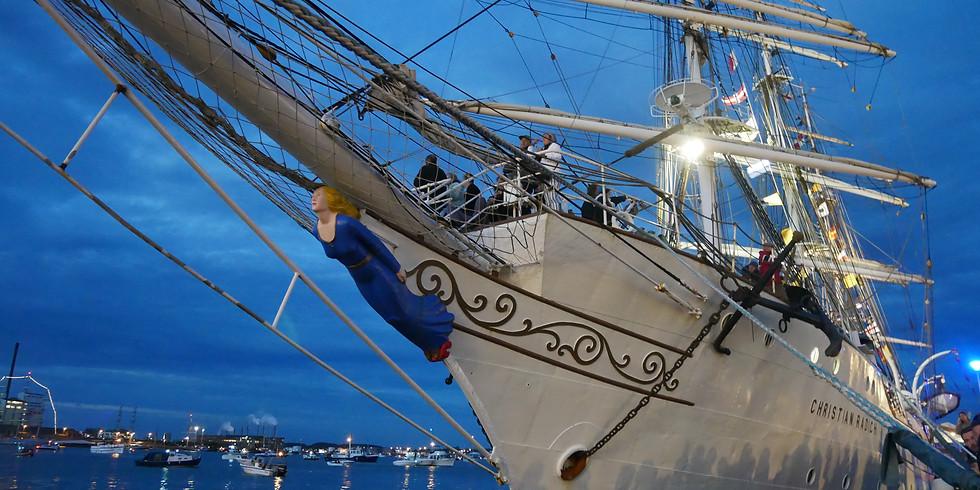 Guidet Havnerundfart til The Tall Ships Races
