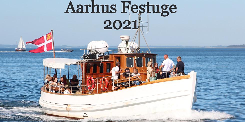 Kl. 15.30 Havnerundfart i Aarhus Festuge 2021