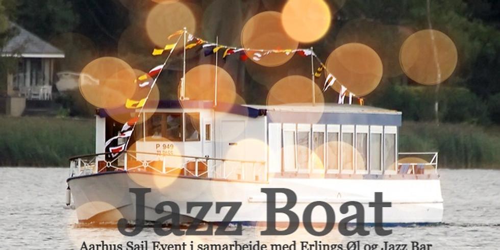 Jazz Boat Aarhus - Quist Møller duo