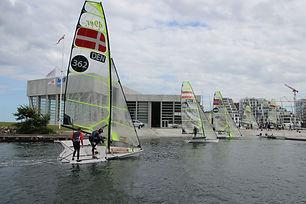 Firma teambuilding Aarhus Sail Event