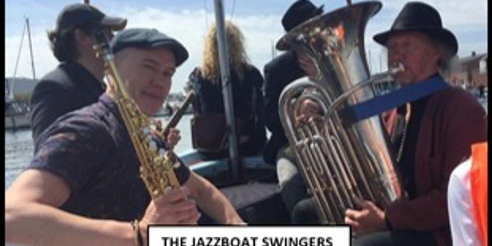 Jazz Boat Aarhus - Kristi Himmelfartsdag 21. maj (Begrænset antal billetter)