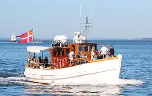 Havnerundfart med MS TUNØ