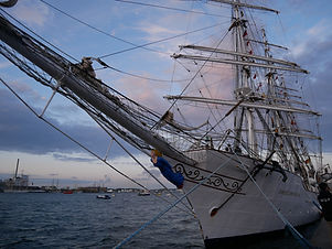 The Tall Ships Races med Aarhus Sail Event