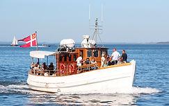 Sejlads til Tunø