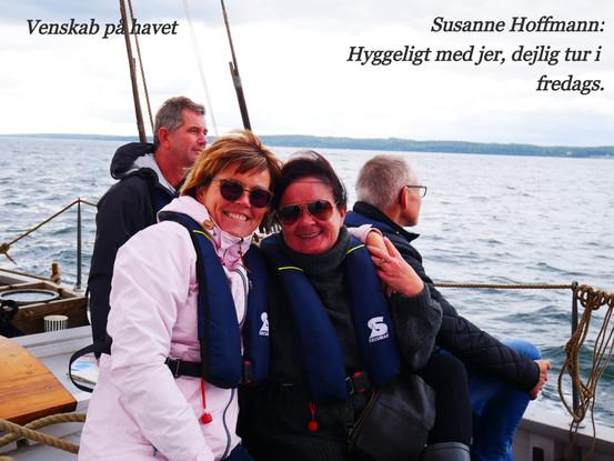 Sejlads med Aarhus Sail Event