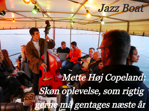 Jazz Boat Aarhus