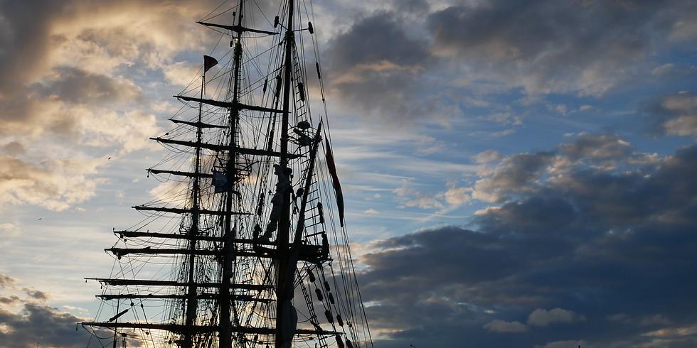 Havnerundfart til The Tall Ships Races