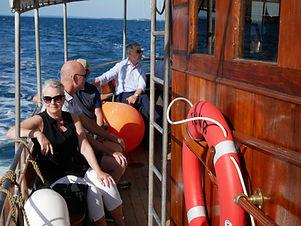 Havnerundfart med Aarhus Sail Event