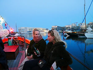 Firma event Jazz Boat med Aarhus Sail Event