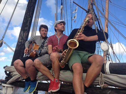 Jazz Boat Havnerundfart i Aarhus Festuge 2020