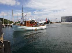 M/S TUNØ Aarhus