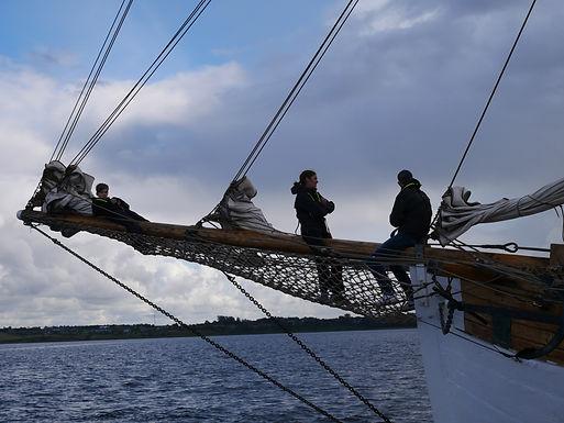 Havnerundfart til The Tall Ships Races og Ukulele koncert med Carsten Knudsen