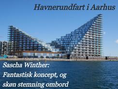 Havnerundfart Aarhus