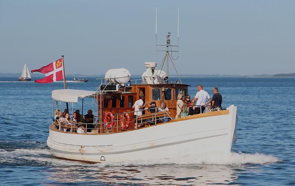 MS TUNØ - Aarhus Sail Event