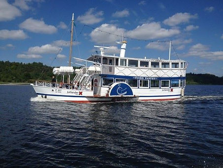 Sejlads på Svanen med Aarhus Sail Event