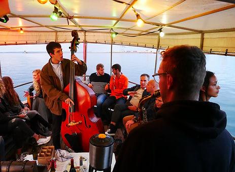 Jazz Boat med Aarhus Sail Event