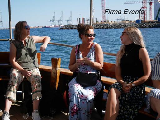 Firmaevent Aarhus - Aarhus Sail Event