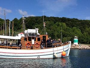 Leje af skib Aarhus
