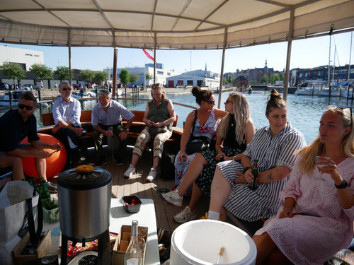Firmaevents med Aarhus Sail Event